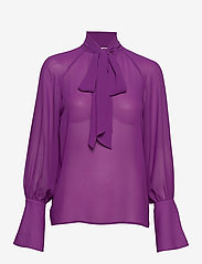 Day Birger et Mikkelsen - Day Surf - long sleeved blouses - iris - 0