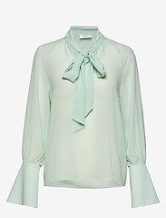Day Birger et Mikkelsen - Day Surf - long sleeved blouses - sapphire - 0