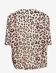 Day Birger et Mikkelsen - Day Mio - short-sleeved blouses - smoke - 1