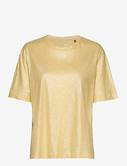 Day Birger et Mikkelsen - DAY Via - t-shirts - dusky citron - 0