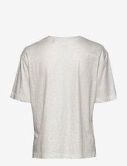 Day Birger et Mikkelsen - DAY Via - t-shirts - white fog - 1