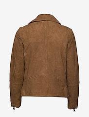 Day Birger et Mikkelsen - Day Harbour - leather jackets - topaz - 2