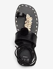 Day Birger et Mikkelsen - DAY Shell Sandal - sandales - black - 3