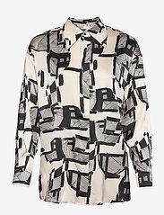 Day Birger et Mikkelsen - DAY Music - chemises à manches longues - ivory - 0