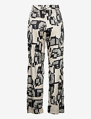 Day Birger et Mikkelsen - DAY Music - casual trousers - ivory - 1