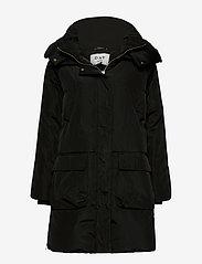Day Birger et Mikkelsen - DAY New Justine - wyściełane płaszcze - black - 0
