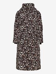 Day Birger et Mikkelsen - DAY New Justine Printed - wyściełane płaszcze - java - 2