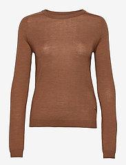 Day Birger et Mikkelsen - DAY Whitney - trøjer - caramello - 0