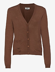 Day Birger et Mikkelsen - DAY Whitney - cardigans - caramello - 0