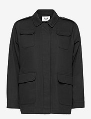 Day Birger et Mikkelsen - Day Cactus - utilityjackor - black - 0
