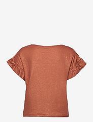 Day Birger et Mikkelsen - Day Permanent - t-shirts - nut - 1