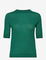 Day Birger et Mikkelsen - Day Whitney - gebreide t-shirts - wasabi - 0