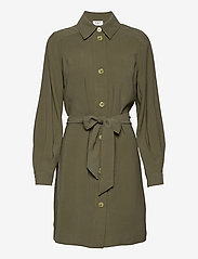 Day Birger et Mikkelsen - Day Give You - skjortekjoler - deep olive - 0