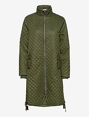 Day Birger et Mikkelsen - Day Rainy - dynefrakke - deep olive - 0