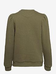 Day Birger et Mikkelsen - Day Spin - sweatshirts - deep olive - 1