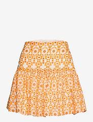 Day Birger et Mikkelsen - DAY Radiate - korta kjolar - apricot - 0