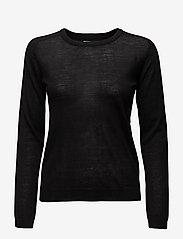 Day Birger et Mikkelsen - DAY Whitney - trøjer - black - 0