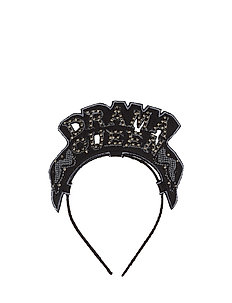 Day Twinkle Hairband - BLACK