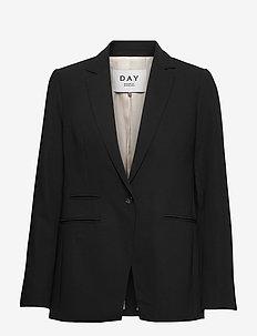 DAY Classic Gabardine - skræddersyede blazere - black