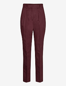 Day Amici - straight leg trousers - maltese