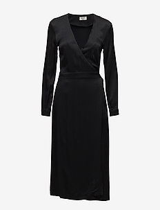 Day Nero - robes portefeuille - black