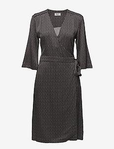 Day Lodi Garden - robes portefeuille - black