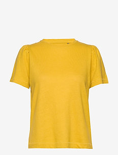 DAY Carina - basic t-shirts - ceylon yellow