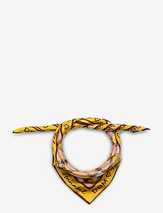 Day Tie Scarf - Écharpes - ceylon yellow