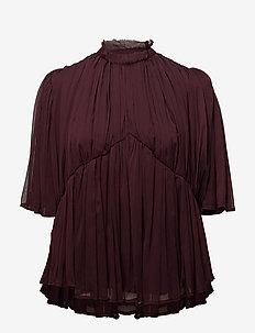 Day Heshe - long sleeved blouses - winetasting