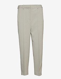 Day Spontaneous - spodnie proste - ghost gray
