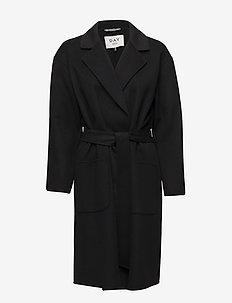 Day Bedouine - manteaux en laine - black