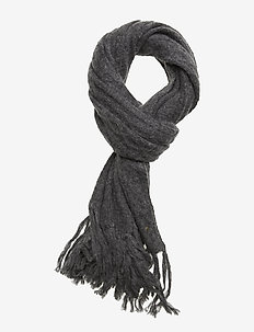 Day Spry Scarf - Écharpes - medium grey mel.