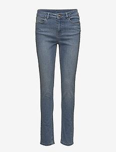 Day Ideal - jeans skinny - indigo heavy enzyme