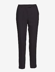 Day Classic Gabardine - wide leg trousers - black