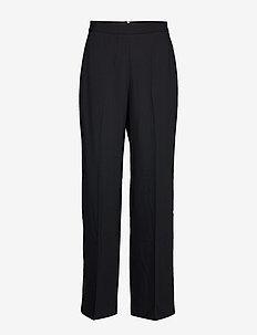 Day Classic Gabardine - spodnie proste - black