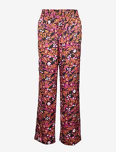 Day Macera - straight leg trousers - trifoglio