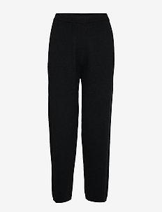 Day Join - bukser med brede ben - black