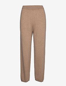 Day Join - bukser med brede ben - dried
