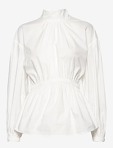 Day Springtime Solid - blouses à manches longues - white fog