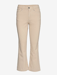 Day Kadife - flared jeans - ivory