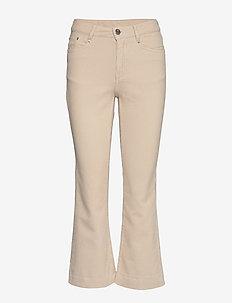 Day Kadife - jeans évasés - ivory
