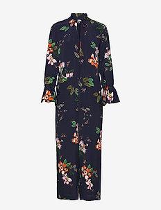 Day Bouquet - jumpsuits - navy blazer