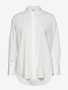 Day Barca - long-sleeved shirts - white fog