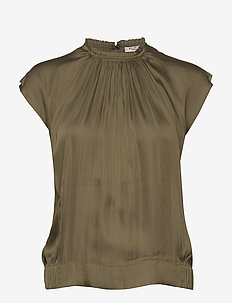 Day Lake - short-sleeved blouses - soldier