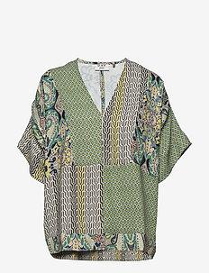 Day Coast - bluzki z krótkim rękawem - menta