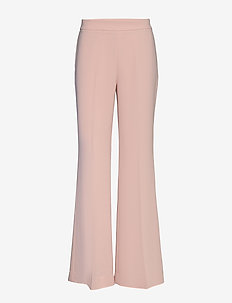 Day Classic Gabardine - wide leg trousers - faded kiss