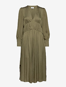 Day Lake - midi dresses - soldier