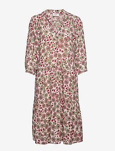Day Fiore - shirt dresses - smoke