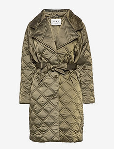 Day Acqua - padded coats - soldier