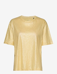 DAY Via - t-shirts - dusky citron